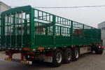 梁山长虹  13米  2.55米宽  轻量化 (高低板)  仓栏半挂车 (自重5.8吨)